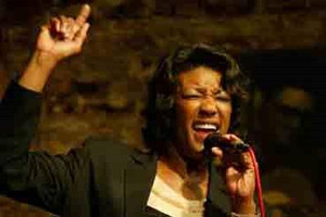 CAROLE ALSTON QUARTET im Cafe Museum