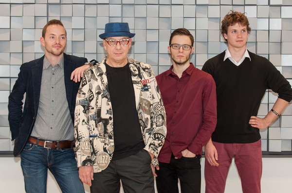 Harry Sokal Quartet - Cafe Museum Passau