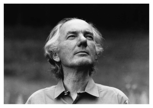 Thomas Bernhard (photo ©Erika Schmied) - Cafe Museum Passau